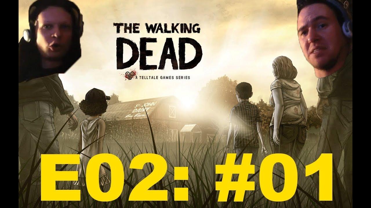 Spiele-Ma-Mo: The Walking Dead – Episode 2 (Part 1)