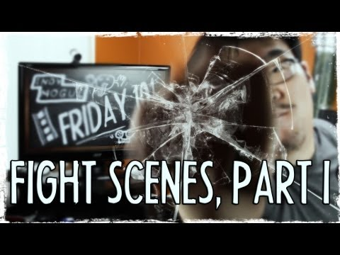 FIGHT SCENES, PART I – w/Special Guest Host, Andrew Kim : FRIDAY 101