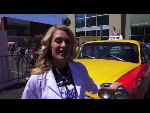 Dr. Cabbie - Movie promotion on Taste of Danforth - Vlog