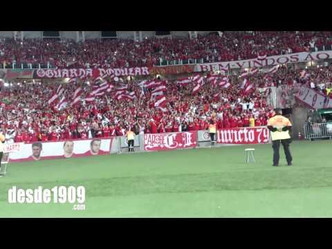 Vs Atlético MG - LA15 - Oitavas de Finais - Muito mais que um vicio - Guarda Popular - Internacional - Brasil - América del Sur