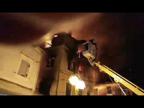 Video - Κέρκυρα: Κάηκε ολοσχερώς τριώροφη μονοκατοικία στο Μαντούκι