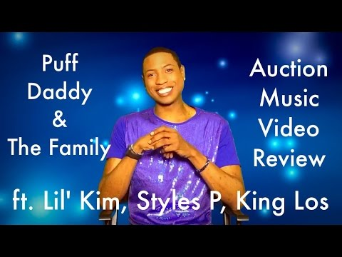 Puff Daddy & The Family - Auction ft. Lil' Kim, Styles P, King Los Music Video Review