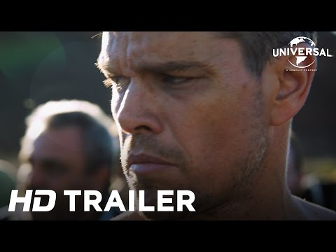 Jason Bourne Trailer 1 (Universal Pictures) [HD]