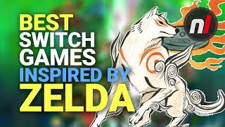 Games To Play After You've Finished Zelda: Breath of the Wild