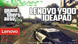"""The Lenovo Ideapad Y900 just hit the market, it is a bit late to the party. Let's see the performance and how it holds up on GTA-V at very high graphics settings. This benchmark was constructed to get the performance level as close to 60FPS as possible and also show temps at their highest. Which you can tell they are quite high.★ 100 likes for the Fated Army? Join @ ► http://goo.gl/Vk1aMNSpecs:Intel® Core™ i7-6820HK Processor (2.70GHz 8MB)17.3"""" FHD LED IPS AntiGlare (1920x1080)NVIDIA GeForce GTX 980M 8GB16.0GB DDR4 2133 MHz1TB 5400 RPM+128GB PCIe SSDGaming Rig: http://amzn.to/1RQwSXXMy Editing Rig: http://amzn.to/1S2qGsxAudio Setup: http://amzn.to/1Vj92q6- - - - - - - - - - - - - - - - - - - - - - - - - - - - - - - - - - - - - -*Connect*Twitter: https://twitter.com/FatedCbGoogle+: http://goo.gl/ZbML3rFacebook: https://www.facebook.com/FatedCbSteam Group: http://steamcommunity.com/groups/FatedArmyGoogle+ Community: http://goo.gl/yEumfo★★★★★★★★★★★★★★★★★★★★★★★★★★★★★★★★►Support the channel by clicking """"Subscribe"""", """"Like"""" and """"Share""""AND►Click before adding an item to your cart: ►💰 http://amzn.to/223hXg8   ★US★►💰 http://amzn.to/223hr1I       ★CA★►💰 http://amzn.to/1U3QdXm    ★UK★★★★★★★★★★★★★★★★★★★★★★★★★★★★★★★★★- - - - - - - - - - - - - - - - - - - - - - - - - - - - - - - - - - - - - - - Please tell your thoughts in the comments below.- - - - - - - - - - - - - - - - - - - - - - - - - - - - - - - - - - - - - - -"""