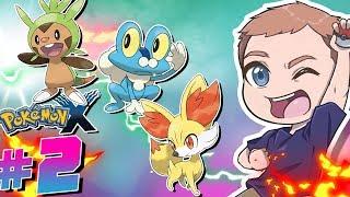 På skovtur! •Pokémon X #2