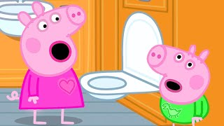 Video Peppa Pig Official Channel | Peppa Pig's First Long Train Journey Experience MP3, 3GP, MP4, WEBM, AVI, FLV Juli 2019
