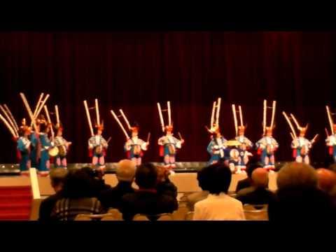 宮野目保育園子供鹿踊り Part2