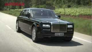 This is the new Rolls-Royce Phantom. Chief among the upgrades is the addition of an imperceptibly smooth eight-speed automatic gearbox. So is this still the ...