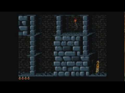 prince of persia super nintendo test
