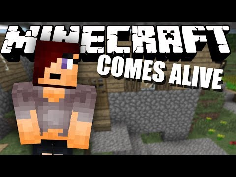 THERE'S SOMTHING ABOUT KAYLENE... Minecraft Comes Alive #9