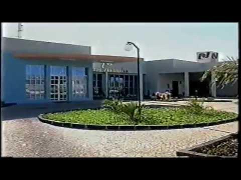 Vídeo de inauguração da TV RIO PARANAÍBA/TVANHANGUERA EM ITUMBIARA, 1º DE MAIO DE 1997