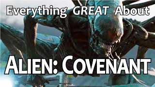 Video Everything GREAT About Alien: Covenant! MP3, 3GP, MP4, WEBM, AVI, FLV Maret 2019