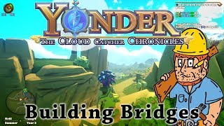 So many bridges to build, so many people to meet. Let's do that and more playing third-person open world adventure game Yonder: The Cloud Catcher Chronicles.Yonder: The Cloud Catcher Chronicles launched July 18th for Windows and the PlayStation 4. You can find Yonder on Steam - http://store.steampowered.com/app/580200/Yonder_The_Cloud_Catcher_Chronicles/The PS4 version can be found on the PS Store - https://store.playstation.com/#!/games/yonder-the-cloud-catcher-chronicles/cid=EP1238-CUSA07259_00-YONDERPREORDEREUTo keep up to date with ALL the Cryptic Hybrid things check out: - TWITTER: https://twitter.com/CrypticHybrid  - MINDS: https://www.minds.com/CrypticHybrid  - FACEBOOK: https://www.facebook.com/cryptichybrid/ PS Also don't forget to SUBSCRIBE - www.youtube.com/cryptichybridStreamed on July 18th (2017).