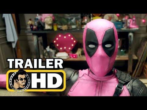 "DEADPOOL 2 (2018) ""Pink Suit"" Official Trailer |FULL HD| Ryan Reynolds Marvel Superhero Movie"