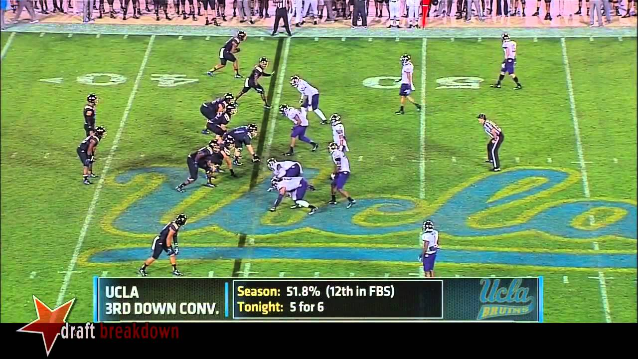 Brett Hundley vs Washington (2013)