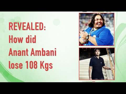 A Conversation With :   Vinod Channa, Fitness Trainer On Anant Ambani Lose 108 kg