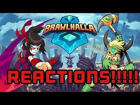 Want Your Brawlhalla Montage Reacted To? Do This!