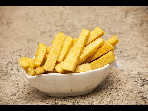 HOW TO FRY THE PERFECT CRISPY YAM CHIPS (KOLIKO)