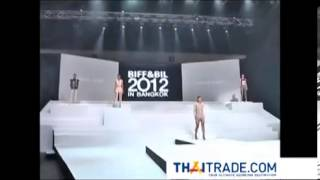 08 Bangkok International Fashion Fair&Bangkok International Leather Fair 2012 ,27 June-1 July 2012