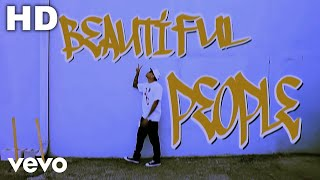 Chris Brown - Beautiful People (Official Music Video) ft. Benny Benassi