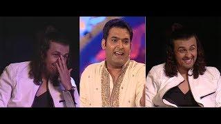 Video Kapil Sharma unseen comedy video on Bollywood singer Sonu Nigam. MP3, 3GP, MP4, WEBM, AVI, FLV Desember 2018