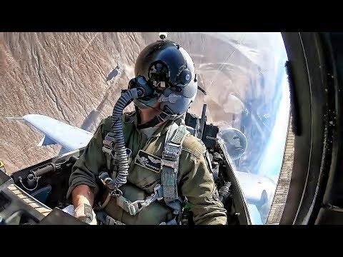 A-10 Thunderbolt II Cockpit Footage...