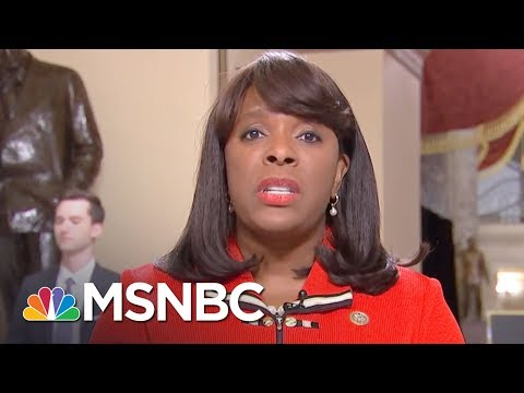 Terri Sewell: 'We're Really Counting On Bob Mueller' In Russia Investigation | MTP Daily | MSNBC