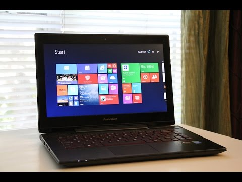 "Lenovo Y40 14"" Gaming Laptop Review"
