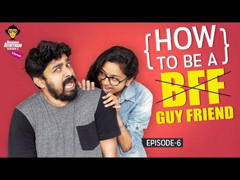 How To Be A Guy Friend - Deenamma Jeevitham Women | Season 2 | Epi #6 | DJ Women