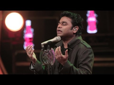 coke - One of the most melodic masterpieces from A.R Rahman's set this year on Coke Studio@MTV -- Season 3. This one is sung by him along with his sister Rayhanah. ...