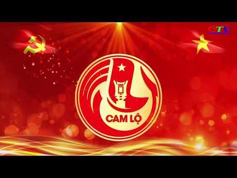 CỔ ĐỘNG - CHÀO MỪNG ĐẠI HỘI ĐẢNG BỘ HUYỆN CAM LỘ LẦN THỨ XVI, NHIỆM KỲ 2020-2025