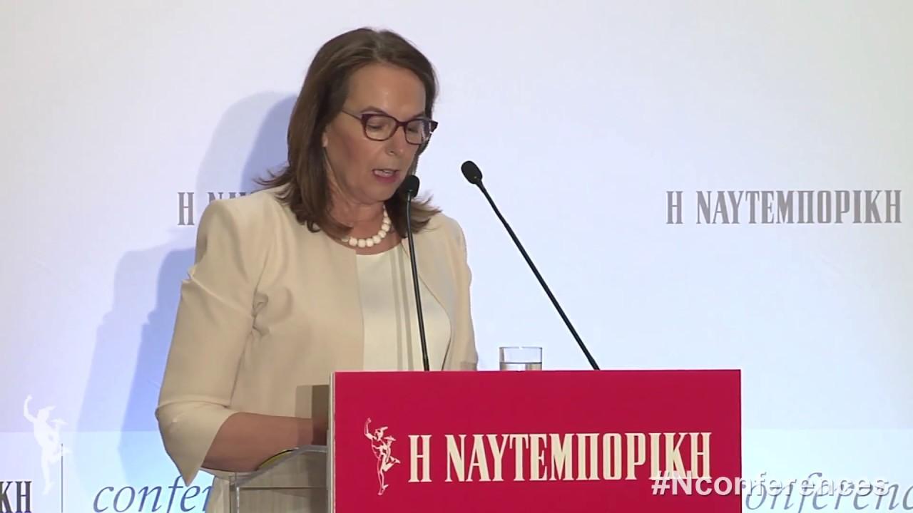 Κατερίνα Παπανάτσιου, Υφυπουργός Οικονομικών