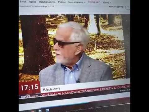 Skandaliczne słowa Pietrzaka w programie TVP!