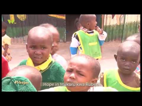 Shujaa: Hope In Mukuru Kwa Ruben