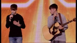 Video Simon Didn't Like Their First Song, Watch How They Change Him! | Boot Camp | The X Factor UK 2017 MP3, 3GP, MP4, WEBM, AVI, FLV Mei 2018