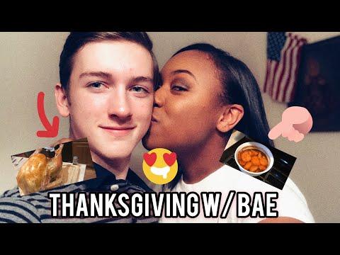 Thanksgiving Break Vlog w/ My Boyfriend