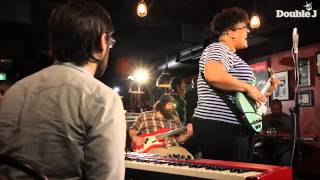 Video Alabama Shakes - This Feeling - live - Musical Chairs Double J MP3, 3GP, MP4, WEBM, AVI, FLV Juni 2018