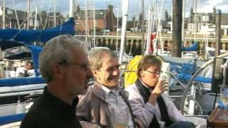 Peterhead United Kingdom  City new picture : Sailing Round Britain 2010 Pt 10, Peterhead to Eyemouth