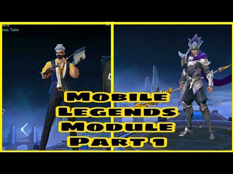 Funny Mobile Legends Module 😁😁