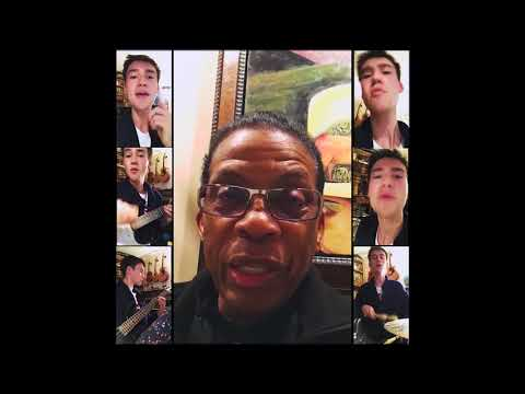 Jacob Collier and herbie hancock  #IHarmU