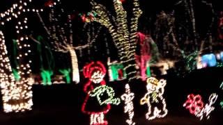 Chickasha (OK) United States  city photo : CHRISTMAS FESTIVAL OF LIGHT - CHICKASHA OK