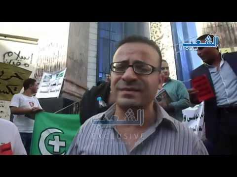 """أعضاء حزب الوفد ينقلبون على السيد البدوي بعد ضمه أعضاء """"الوطني المنحل"""""""