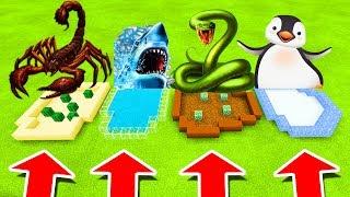 Video Minecraft PE : DO NOT CHOOSE THE WRONG FARM! (Scorpion, Shark, Anaconda & Penguin) MP3, 3GP, MP4, WEBM, AVI, FLV Desember 2018
