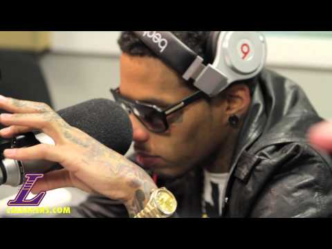 Kid Ink &#8211; Bad Ass ft. Wale &#038; Meek Mill (Power 106 World Premiere)