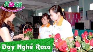 Dạy nghề cắm hoa tươi nghệ thuật tại Biên Hòa, Đồng Nai