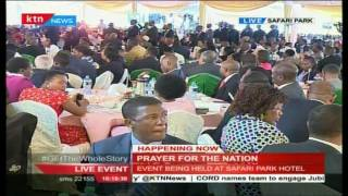 DP William Ruto's [Full Speech] During National Prayer Breakfast