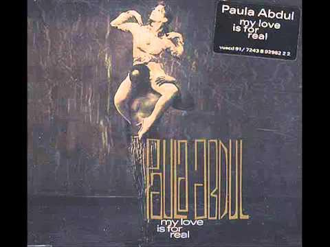 Paula Abdul - My Love Is For Real (Lawrence & Mokran Edit) (Audio) (HQ)
