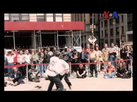 Guru Silat Yana di New York – VOA untuk Dahsyat