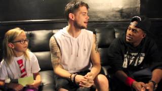 Kids Interview Bands  MKTO
